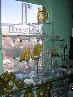 Glass display unit Surf Coast Preview