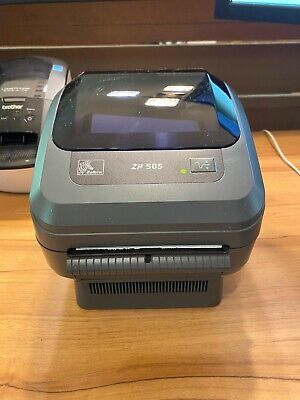 Brother Zp505 Printer For Fedex Labels