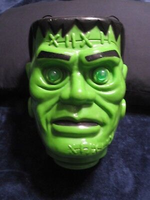 Used,  Halloween Frankenstein Univeral Monsters Big Head for sale  Shipping to Canada