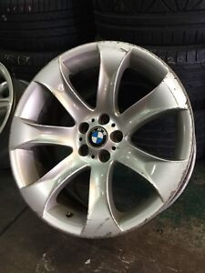 "BMW X5 E53 20"" GENUINE ALLOY WHEEL X1 Carramar Fairfield Area Preview"