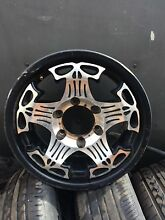 A set of 4x  4x4 rims Port Hedland Port Hedland Area Preview
