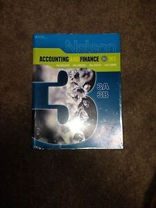 Year 12 Neslon Accounting and Finance Unit 3A&B Ardross Melville Area Preview