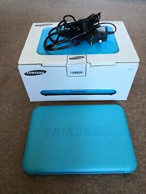 Samsung N310 Blue Netbook Laptop Computer - 1GB RAM, 160GB harddrive, Windows XP