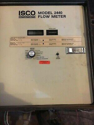 Isco 2440 Flow Meter
