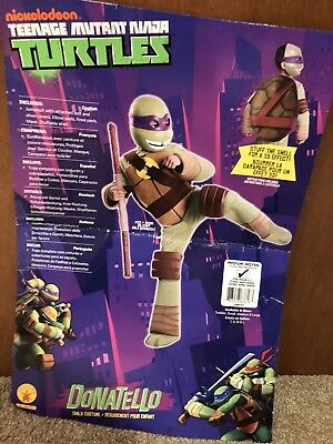 Youth M Donatello Teenage Mutant Ninja Turtles Costume