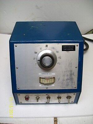 Parr 4821 Temperature Controller