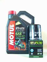 Motul Atv/utv Expert Olio + Filtro Olio Tgb Blade Target 425 525 550 - target - ebay.it