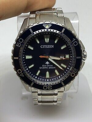 Citizen Eco-Drive Promaster Blue Dial Stainless Steel Men's Watch BN0191-55L #14