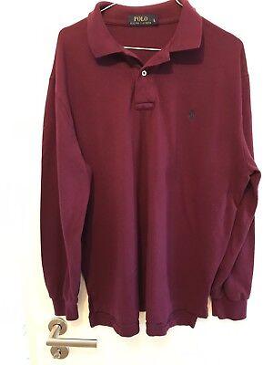 Ralph Lauren Langarm Poloshirt Gr L online kaufen