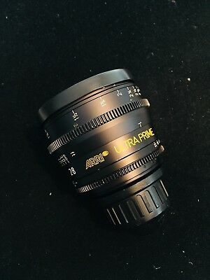 Arri/Zeiss Ultra Prime 28mm t/1.9 - Excellent Condition - PL Mount for sale  Irvine