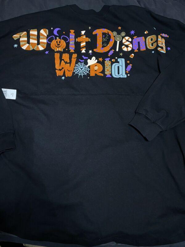 NEW Walt Disney World 2020 Halloween Snack Candy Spirit Jersey Adult Size XXL 2X