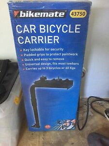 Car bike carrier Highfields Lake Macquarie Area Preview