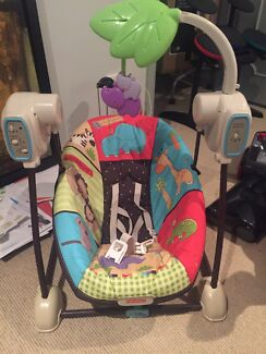 Fisher price swing Altona Meadows Hobsons Bay Area Preview