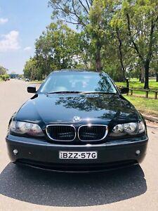 2003 Bmw 3 18i Sedan Luxury Automatic Black