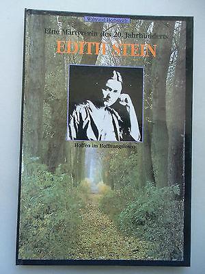 3 Bücher Edith Stein Leben Philosophie Vollendung Christliche Philosophin ...