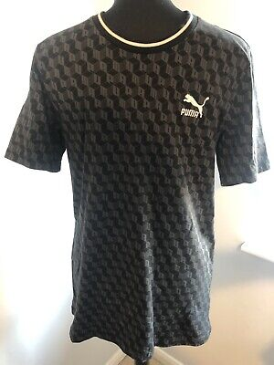 Men's PUMA Spell Out T Shirt - Size Small