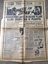 Original copy in 31/8/1945 Fairfield Fairfield Area Preview