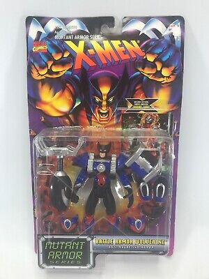 Toy Armor (Marvel Mutant Armor X-Men Battle Armor Wolverine (1996) Toy Biz Figure BRAND)