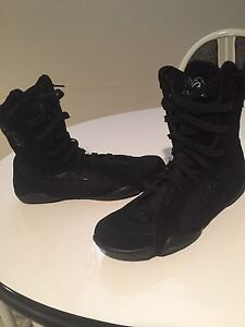 Rival boxing shoes size 10