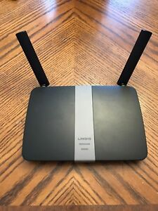 Linksys EA6350 dual band router