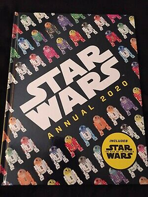 NEW Star Wars Annual 2020, Hardback, By Egmont