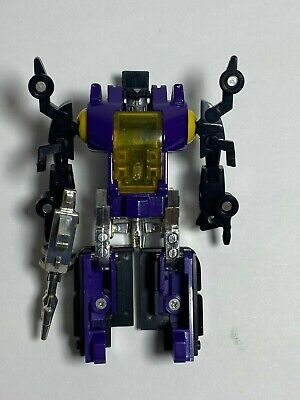 80's Transformers G1 Insecticon Bombshell Action Figure Complete Hasbro