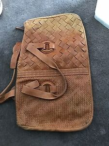 Leather handbags used but still good condition x 5 Clontarf Manly Area Preview