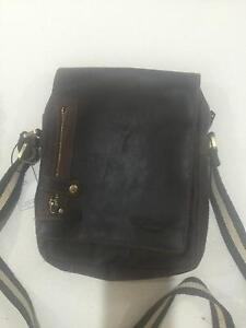 Leather Man Bags Rosebery Palmerston Area Preview