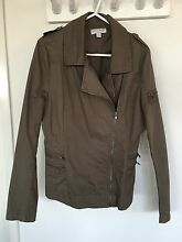 Cotton On Ladies Military Style Jacket - M Springfield Lakes Ipswich City Preview
