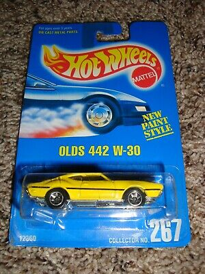 Hot Wheels 267 Olds 442 W-30 7sp