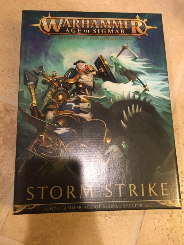 Age of Sigmar Stormstrike Games Workshop Warhammer Age of Sigmar Aos