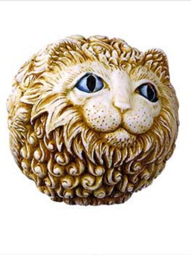ROSIE the CAT # TJRPCA HARMONY KINGDOM ROLY POLYS ARTIST ADAM BINDER