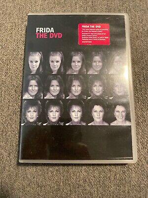 RARE USED DVD: ABBA's Frida The DVD