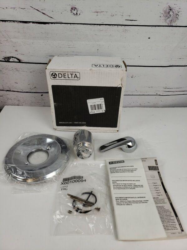 Delta Classic 1-Handle Temperature Control Valve Trim Kit Chrome T13020-WW NEW