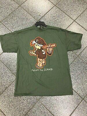 XL New NWOT Deadstock Vintage KORN Follow the Leader Tour T-Shirt Tshirt Tee