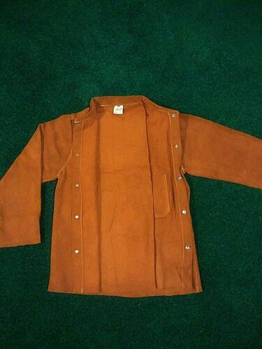 Steiner Industries Welding Jacket Long Sleeve Size S Inside Pocket part 12150
