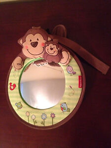 Fisher Price Baby Mirror for Vehicles