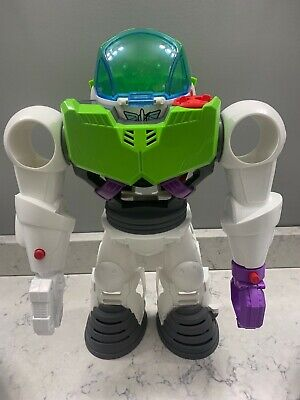 Fisher-Price Imaginext Disney Pixar Toy Story 4 Buzz Lightyear Robot Playset