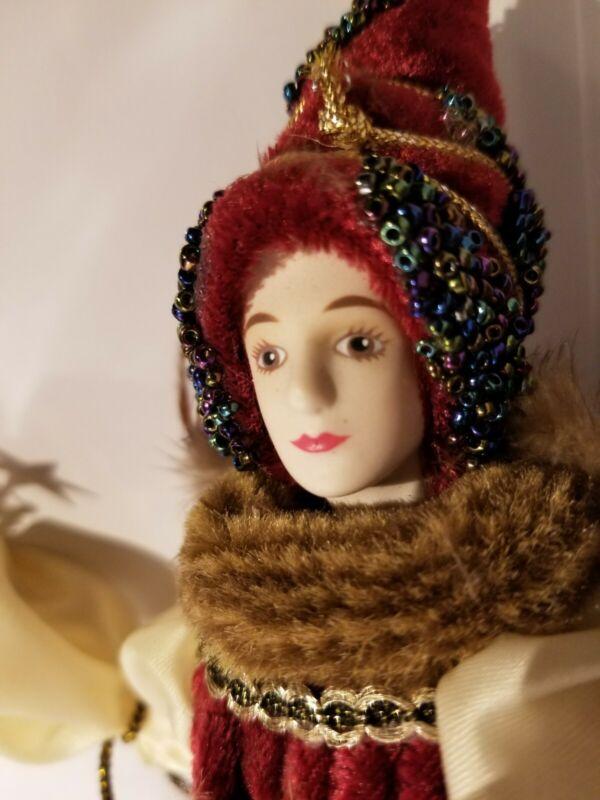 Unique Vintage Angel Doll