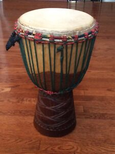 NEW! African Djembe Drum