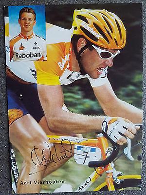 AK m.Druck.AG Aart Vierhouten Team Rabobank 2000 Rarität