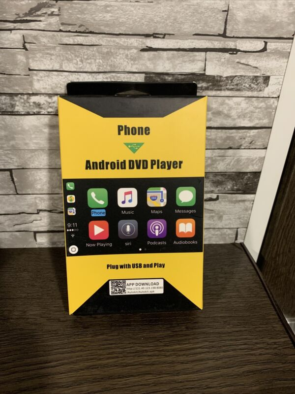 Android Phone Dvd Player d1