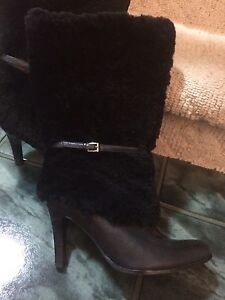 size 7 boots (GUESS and Ralph Lauren ) Kitchener / Waterloo Kitchener Area image 7