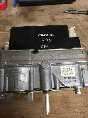 Johnson Controls G65bbg-1 Furnace Pilot Ignition Control W Vlv42a-608 Valve