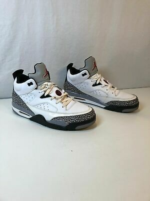 huge selection of a12d8 7d986 Nike Air Jordan Son Of Mars Low White 580603 101 Size 13