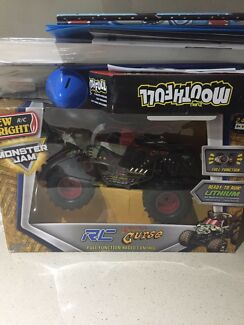 Monster jam remote control pirates curse  - new in box