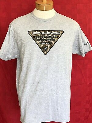 "New Mens Columbia PHG /""Branded 1/"" Graphic T-Shirt S//S Top Tee Polo Big/&Tall"