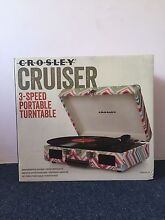 Crosley Cruiser Turnable *BRAND NEW* Cloverdale Belmont Area Preview