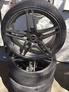 """18"""" Aftermarket ION Wheels!"""