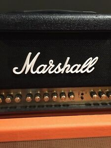 Marshall MA100h all tube!!!!
